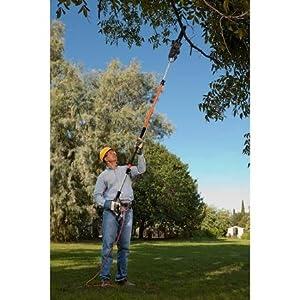 """Remington Branch Wizard Pro 10"""" Electric Pole Saw"""