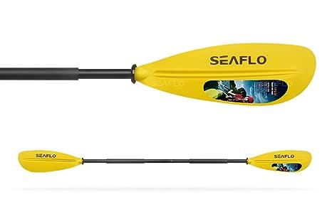 Seaflo. Remo de dos palas para adulto Total (220 cm),86.6 ...