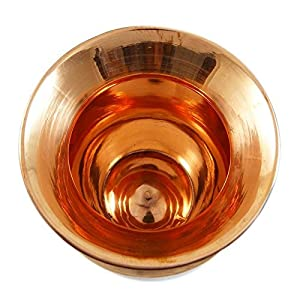 Kentucky Store Pure Copper Pitcher / Lota (Vessel) / Tumbler / Kalash Ayurvedic Water Drinking Lota, Serveware Drinkware- Ayurvedic Health Benefits. Traditionally Handcrafted In India