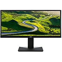 Acer CB351C bmidphzx 35 Ultra-Wide Gaming Professional Monitor, 2560x1080, 4ms (GTG) Response Time, Adaptive Sync, DisplayPort, HDMI, USB 3.0, Swivel/Height Adjustable, VESA Compatible