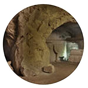 alfombrilla de ratón Beit Shearim Parque Nacional, Israe - ronda - 20cm