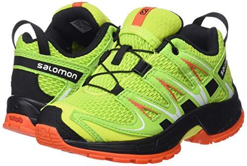 Pro 3d Running Textile Noir Ibis Trail Xa Unisexe Randonne Lime Rouge Vert Synthtique De punch Salomon Chaussures gwf0Yg