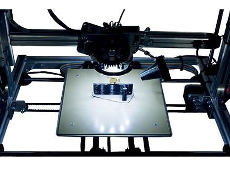 VELLEMAN VM8202 - Anillo de cabeza de impresora 3D con LED: Amazon ...