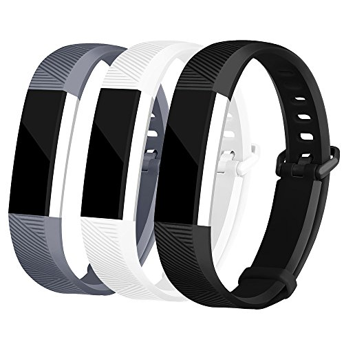 For-Fitbit-Alta-Bands-and-Fitbit-Alta-HR-Bands-Newest-Adjustable-Sport-Strap-Replacement-Bands-for-Fitbit-Alta-and-Fitbit-Alta-HR-Smartwatch-Fitness-Wristbands-Black-White-Gray-Small