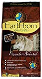 Cheap Earthborn Holistic Primitive Natural Grain Free Dry Dog Food, 28 lb.