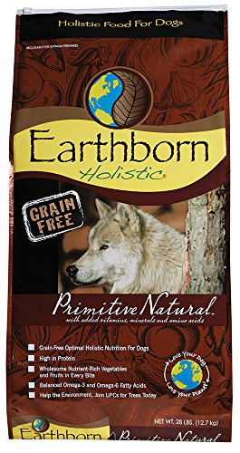 Earthborn Holistic Primitive Natural, 28 Pound Bag