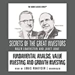 Fundamental Analysis, Value Investing, and Growth Investing | Roger Lowenstein,Janet Lowe