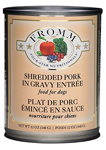 Fromm Pork in Gravy 12/12oz cans (Best Gravy For Pork)