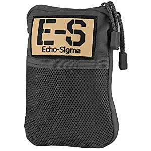 Echo Sigma Compact Survival Kit (Black)