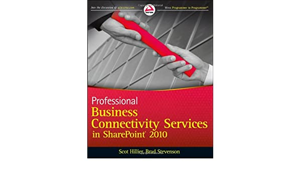 office 2010 business connectivity services