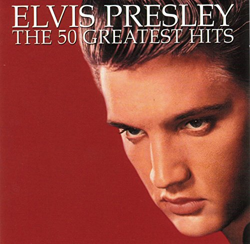 Vinilo : Elvis Presley - 50 Greatest Hits (Holland - Import, 3 Disc)