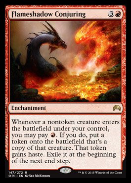 Amazon.com: Magic: The Gathering – flameshadow Conjuring ...