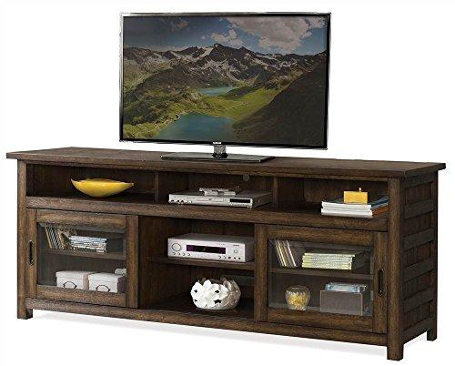 74 in. Contemporary TV Console