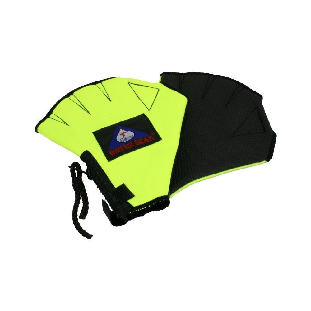 Water Gear All-Neoprene Fingerless Force Gloves - X-Small