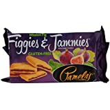 Pamela's Products Figgies & Jammies Extra Large Cookies Gluten Free Mission Fig -- 9 oz (Pack of 1)