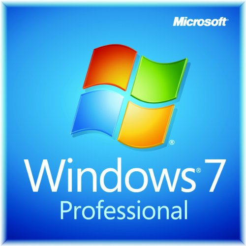 Microsoft Windows 7 Professional, DVD, OEM, 32bit, DE – Sistemas operativos (DVD, OEM, 32bit, DE, 1 usuario(s), 20 GB, 2…