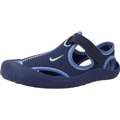 5fe139d5b8d Sandalen/Sandaletten Jungen, color Blau , marca NIKE, modelo Sandalen/Sandaletten  Jungen