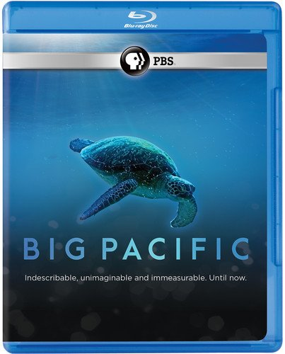 Big Pacific Blu-ray