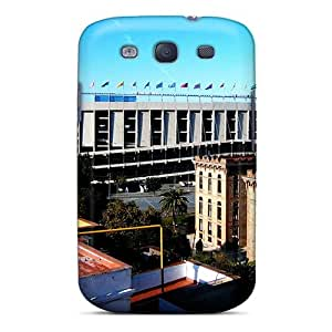 Fashion CLuvsDw8724nbNCy Case Cover For Galaxy S3(camp Nou)