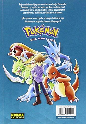Pokemon-2-Rojo-verde-y-azul
