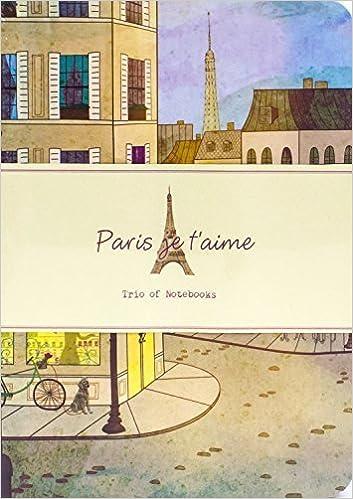 Book Paris: Notebooks (Life Canvas) by Parragon Books (2014-07-12)