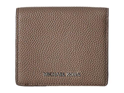 MICHAEL Michael Kors Mercer Carryall Card Case Cinder Credit card - Card Michael Store Credit Kors