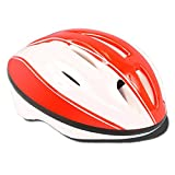 CYCLE SOURCE ACS Youth Red/White Bicycle Helmet