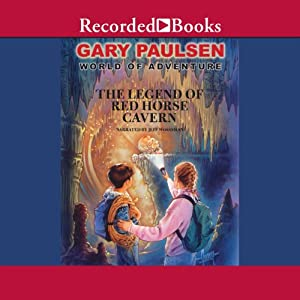 The Legend of Red Horse Cavern Audiobook