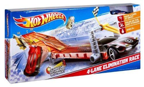 Game Wheels 4 Lane Elimination Trackset product image