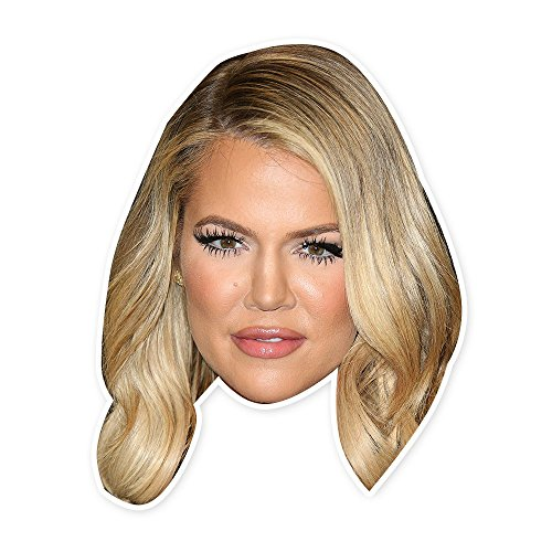 Happy Khloe Kardashian Mask by RapMasks - 12