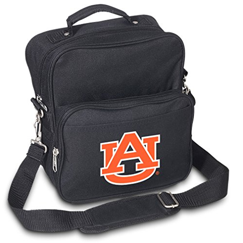 Auburn Travel Bag or Small Crossbody Day Pack Shoulder Bag by Broad Bay