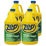 Best Concrete Cleaners - Zep Driveway and Concrete Cleaner and Degreaser 128 Review