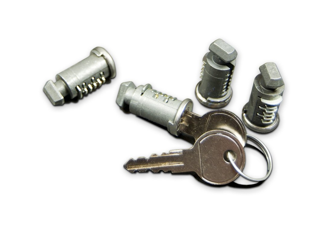 RockyMounts Lock Core 4 Pack for RockyMounts Car Racks