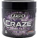 Driven Sports – Craze Pre-Workout 30 Servings Blackberry Tea, Health Care Stuffs