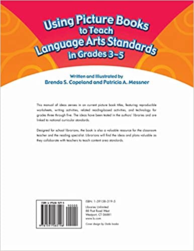 Amazon.com: Using Picture Books to Teach Language Arts Standards ...