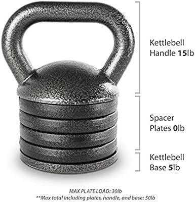 Fitness Gear Réglable Kettlebell