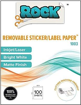 Amazon.com: Tijeras de papel de roca, papel adhesivo ...