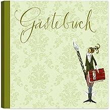 Mann mit Pinsel: Gästebuch