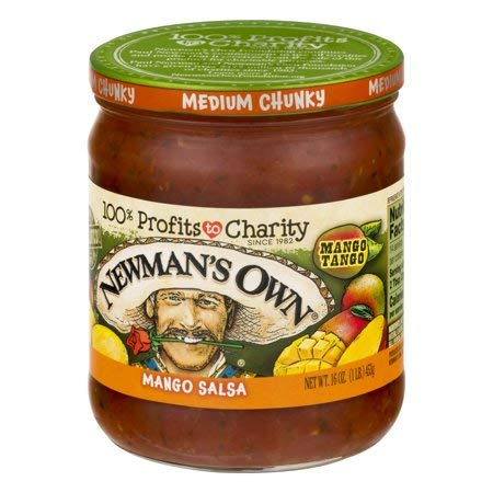 Newman's Own: Mango Medium Salsa, 16 oz - 5 Pack by Newman's Own: (Image #7)