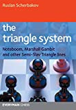 Triangle System: Noteboom, Marshall Gambit And Other Semi-slav Triangle Lines (everyman Chess)-Ruslan Scherbakov