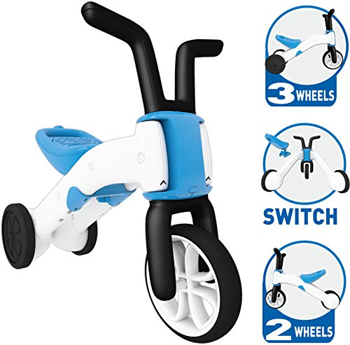Chillafish Gradual Balance Bike and Tricycle