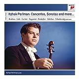 Itzhak Perlman Plays Concertos And S Onatas