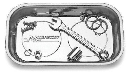 Performance Tool W1265 Large Magnetic Nut and Bolt Tray ()