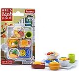 Iwako Japanese Foods Eraser Set