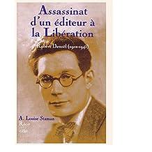 Assassinat d'un éditeur à la Libération