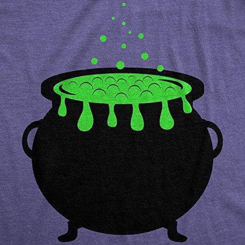 di Baby Funny Cauldron maternit Bump Divertente Pregnancy Witches Tee Magliette Halloween Maternity Crazy Tshirt Tshirts Dog wCqSRR6