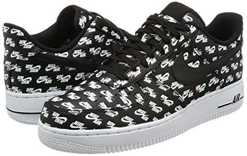 Nike noirblanc Air 1 Gymnastique Chaussures De Noir '07 Homme Force Pour Qs FFrwPxqa