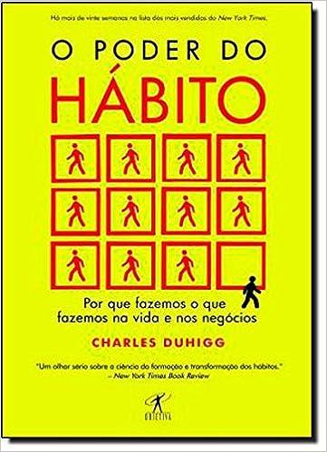 """Livro """"O Poder do Hábito"""""""
