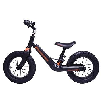 Equilibrio Bicicleta sin Pedales Bicicleta niños de 2, 3, 4, 5 y 6 ...