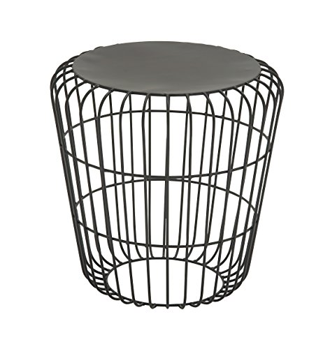 Deco 79 28987 Metal Accent Table, 17